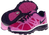Nike Air Max 2012 (Big Kid) (Viola/White/Court Purple/Night Blue) - Footwear