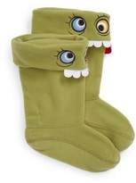Hunter Boy's Alien Cuff Boot Socks