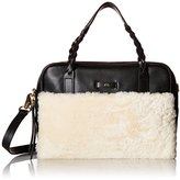 Foley + Corinna Cable Satchel Top-Handle Bag