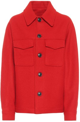 AMI Paris Virgin wool jacket