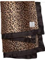 Little Giraffe Luxe Leopard Blanket