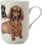 Maxwell & Williams Cashmere Dog Mug Dachshund Gb