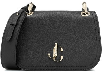 Jimmy Choo Varenne Small leather crossbody bag