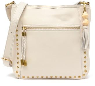 The Sak Sutton Leather Studded Crossbody Bag