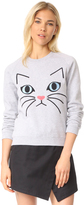 Paul & Joe Sister Ze Cat Sweatshirt