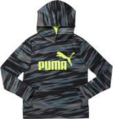 Puma Pullover Printed Tech Hoodie (S-XL)