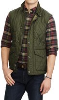 Polo Ralph Lauren Big and Tall The Iconic Quilted Vest