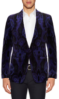 Tom Ford Graphic Print Pattern Blazer