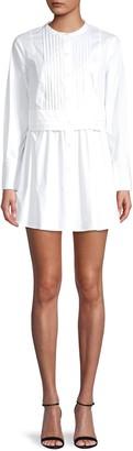 Donna Karan Pleated Dress