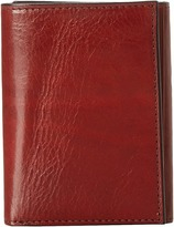 Bosca Old Leather Collection - Trifold Wallet Bill-fold Wallet