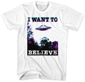 American Classics X-Files Men's Graphic T-Shirt