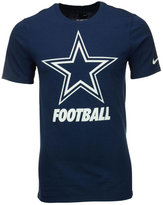 Nike Men's Dallas Cowboys Facility T-Shirt