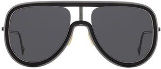 Fendi 57MM FF Optical Shield Glasses