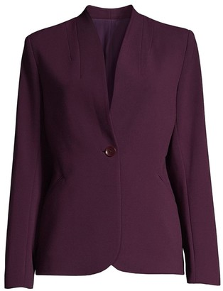 Elie Tahari Lyla Stretch Suiting Jacket