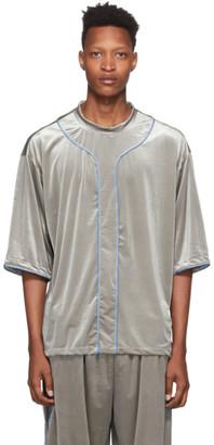 Landlord Silver Jersey Baseball T-Shirt