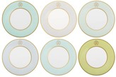 Roberto Cavalli Lizzard Dinner Plates - Set of 6 - Sunrise