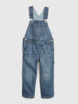 Gap Toddler Denim Overalls