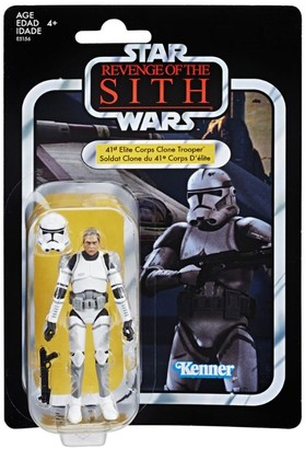 Star Wars Elite Clone Trooper Action Figure