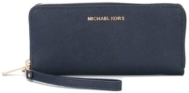 1a5747acc09e Michael Kors Jet Set Wristlet - ShopStyle