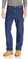 Dickies Men's Relaxed-Fit Five-Pocket Flex Performance Carpenter Jean