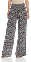 RD Style Women's Crinkle Printed Soft Pant
