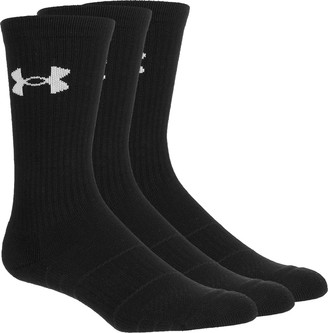 Under Armour Elevate Performance Crew Sock - 3-Pack - Men's