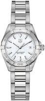Tag Heuer Ladies Aquaracer Stainless Steel Bracelet Watch