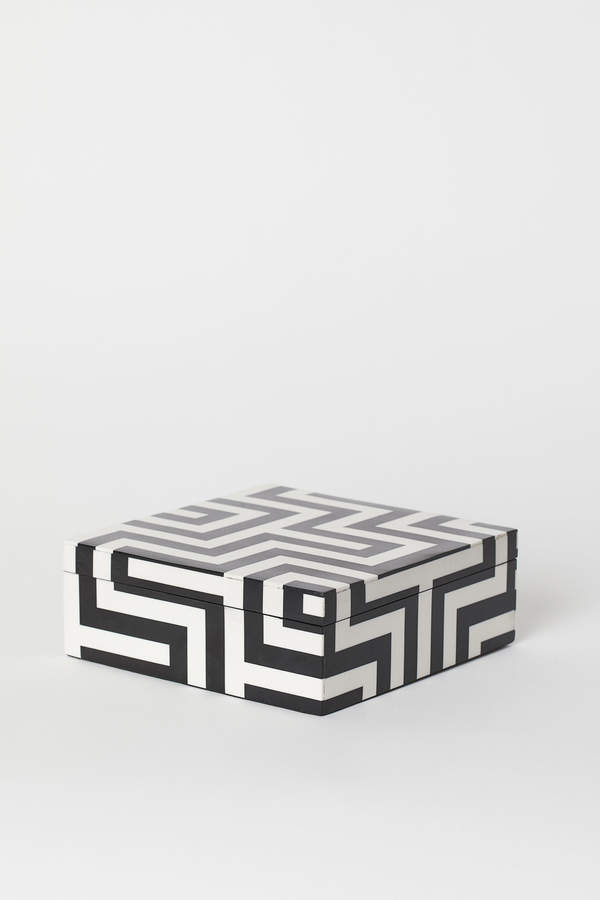 H&M Synthetic Resin Box