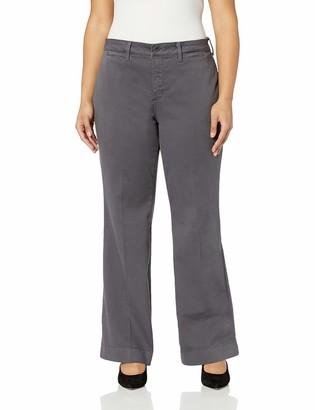 NYDJ Women's Plus Size Teresa Trouser
