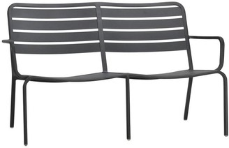Soundslike HOME Halmstad Outdoor Love Seat Anthracite