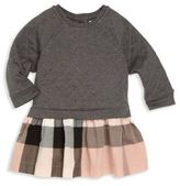 Burberry Baby's & Toddler's Quilted Cashmere Dress
