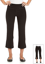 Calvin Klein Capri-Length Workout Pants