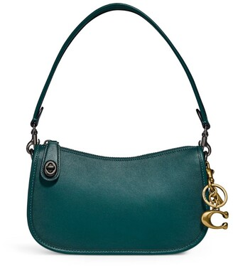 Coach Leather Originals Swinger Shoulder Bag
