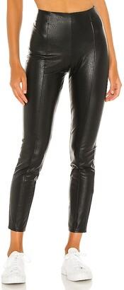 Paige Kianna Vegan Leather Legging