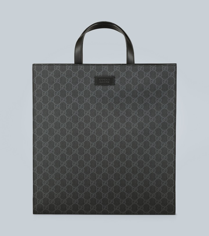 Gucci GG canvas tote