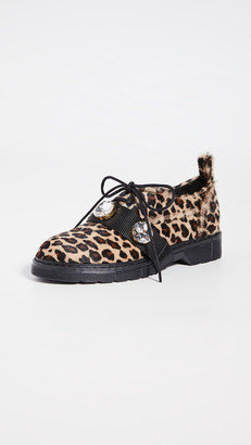 Polly Plume Kara Zoo Oxfords