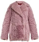 SIES MARJAN Pippa shearling coat