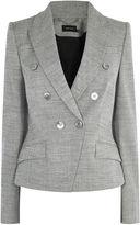 Karen Millen Tailored Blazer - Grey