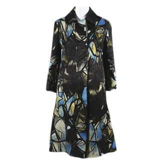 Marni \N Green Silk Coats