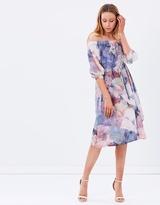Isabel Off-Shoulder Dress