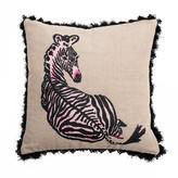 Bivain Zebrano Linen Cushion