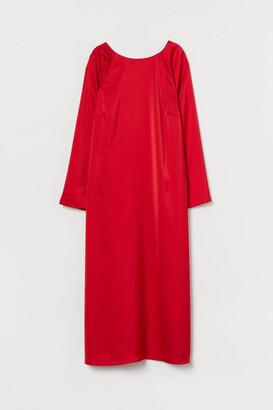 H&M H&M+ Lustrous dress