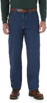 Riggs Workwear Men's Relaxed-Fit Five-Pocket Jeans