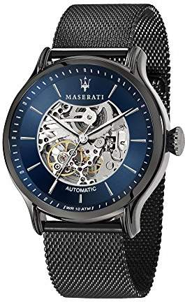 Epoca Maserati Men's 'Epoca' Quartz and Stainless-Steel-Plated Casual Watch