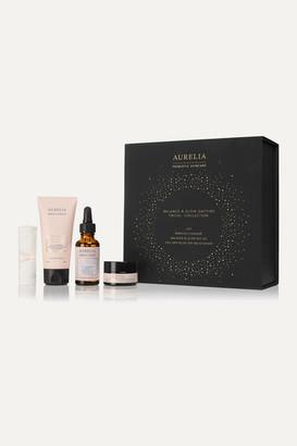 Aurelia Probiotic Skincare Balance & Glow Daytime Facial Collection - Colorless