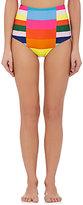 Mara Hoffman Women's Vela High-Waist Bikini Bottom