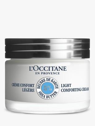 L'Occitane Light Shea Comforting Cream, 50ml