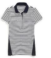 Tommy Hilfiger Women's Striped Colorblock Polo