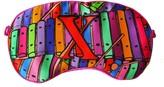 X Is For Xylophone Silk Eye Mask In Gifbox