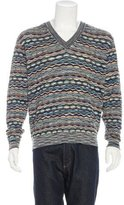 Missoni Wool V-Neck Sweater